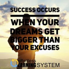 Success never occured for anyone in one day. Know that it takes determination to get up every time you fall and consistency to never surrender but keep on going until you hit it.