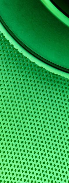 Green Leather Car Interior | House of Beccaria#