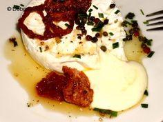 Hermelín v mikrovlnce Petra, Mashed Potatoes, Microwave, Eggs, Breakfast, Ethnic Recipes, Food, Morning Coffee, Smash Potatoes