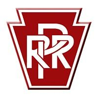 Pennsylvania Railroad In 1968 the PRR merged with its former rival, the New York Central R., to form the Penn Central R. (the New York, New Haven and Hartford Railroad joined the PC in