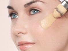 the easy way how to apply foundation To a perfect Skin  GirlBeautyTips