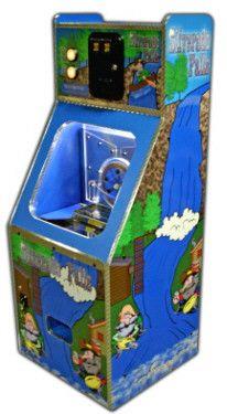 Silverado Falls Classic Coin Pusher Game From Fun Company / FunCo