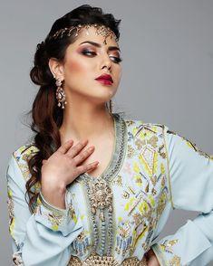 Moroccan Caftan, Crown, Empire, Hair, Women, Style, Fashion, Storage, Caftan Marocain
