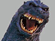 The awesome Heisei Godzilla as first seen in GODZILLA VS BIOLLANTE (1989)