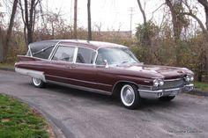 1959 Cadillac Hearse By Superior Coach Company Vintage
