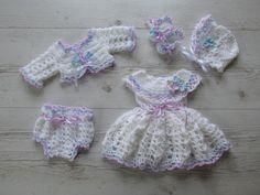 Free Crochet Baby Dress Patterns Best Of Crochet Dress Pattern Baby Dress Pattern Crochet Baby Diaper Cover Pattern, Pattern Baby, Crochet Baby Dress Pattern, Baby Dress Patterns, Baby Clothes Patterns, Crochet Patterns, Crochet Flower, Crochet Bolero, Pinterest Crochet