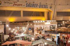 Basel, Soul Food, Broadway Shows
