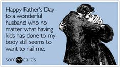 Funny Fathers Day Cards Sayings From Daughter Wife Son Kids Children