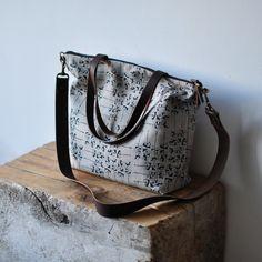 bookhou at home's saddle bag.
