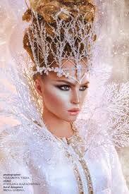 Resultado de imagen para gothic ice princess makeup