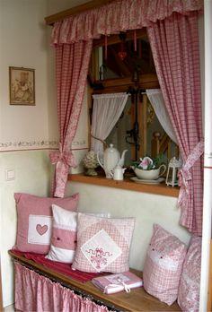 30 Gardinendekoration Beispiele Die Fenster Kreativ