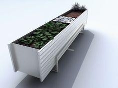 Macetas plantas-Jardineras | Jardinería | Rail | Vilagrasa. Check it out on Architonic