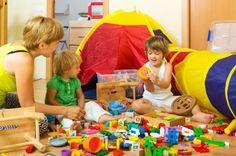 Czy muszę bawić się z moim dzieckiem? Nowa definicja zabawy