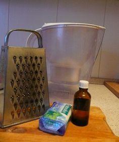 Vyrobte si tekuté mýdlo za 4,50 Kč/l