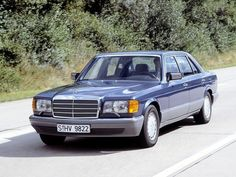 Mercedes-Benz S-klasse II (W126) Рестайлинг, седан: объявления, фотографии, характеристики, цены, отзывы на Авто.ру
