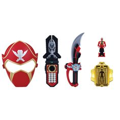 """Kingston would LOVE this! Power Rangers - Super Megaforce - Deluxe Training Set - Bandai - Toys""""R""""Us Power Rangers Ninja Storm, Power Rangers Toys, Power Rangers Samurai, Power Rangers Mask, Power Ranger Party, Power Ranger Birthday, Power Ragers, Marvel Ultimate Spider Man, Ryan Toys"""