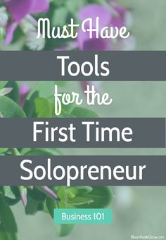 The 6 essential tools you need to get your business up and running. When starting a business it can be overwhelming when it comes to what tools you might need. This post covers some of those essential tools to starting an online business.
