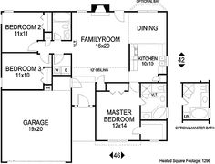 Rambler House Plans With Loft  Best House Design Ideas