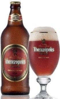 Cerveja Therezópolis Rubine - Cervejaria Sankt Gallen - Brasil