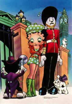 Betty Boop Parody's movies - Betty Boop Photo (17090228) - Fanpop