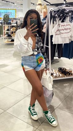 Swag Outfits For Girls, Cute Swag Outfits, Chill Outfits, Cute Comfy Outfits, Dope Outfits, Trendy Outfits, Summer Outfits, Fashion Outfits, Afro