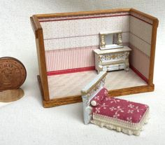 Miniature Room , Scale 1/144 ♡ ♡ By Francesca V.