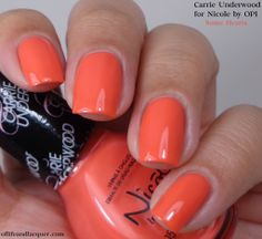 Carrie Underwood For Nicole by OPI – Some Hearts