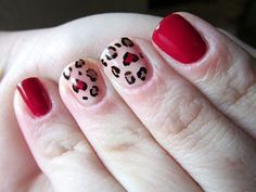 Valentine Leopard  Polished Love ♥