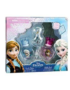 Disney Frozen Fragrance & Bubble Bath 3-piece Set