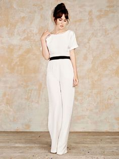 Luxury Bridal Jumpsuits, Playsuits & Sexy Separates by House of Ollichon