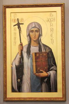 Nina of Georgia O Taste And See, Georgie, Orthodox Icons, Religious Art, Pet Birds, Christianity, Cathedral, Saints, Religion
