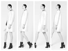 """Movement"" but I liked your example better Rad Hourani, Erin O'connor, Lookbook Layout, Catalog Design, Editorial Fashion, Fashion Trends, Couture Collection, Looking For Women, Fashion Photography"