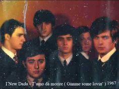 I New Dada - T'amo da morire (Gimme some lovin') (1967)