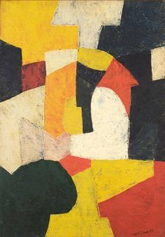 Serge Poliakoff Works on Sale at Auction & Biography | Invaluable