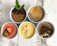 Try these recipes to satisfy your ice cream cravings. Dairy-free and made with a banana base, nice cream is a creamy and cold treat that can take on endless flavor combinations. We tested different options and listed our favorite recipes below. All you need is a blender and a banana for thissweet treat that's better than anything you could buy from an ice cream truck.