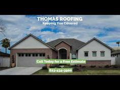 Thomas Roofing is a family owned and operated business with an amazing track record for providing outstanding quality and service. The company has been serving the entire Phoenix Metropolitan area for 35+ years. Thomas Roofing will go above and beyond in taking care of your residential and commercial roofing needs.