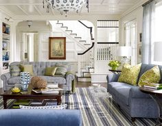 Country Living Room Designs
