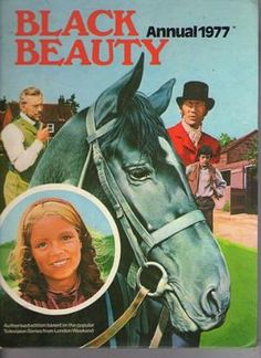 Black Beauty Annual 1977