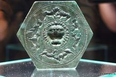 Unique Hexagonal-Shaped Bronze Matrix Of Sarmizegetusa Regia, Romania Roman History, Rhinoceros, In Ancient Times, Hippopotamus, Prehistoric, Ancient History, Archaeology, Year Old, Precious Metals