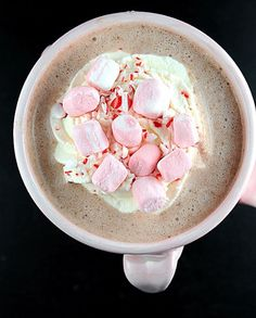 Add a splash of Bailey's to Peppermint Hot Chocolate for a boozy twist.