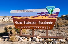 Visitors guide to Grand Staircase at Escalante National Park