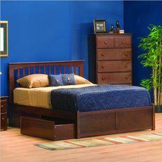 Atlantic Furniture AP9052004 Brooklyn Platform « MyStoreHome.com – Stay At Home and Shop