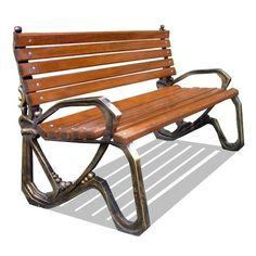 Садово парковая скамейка - Модерн, длина 200 см