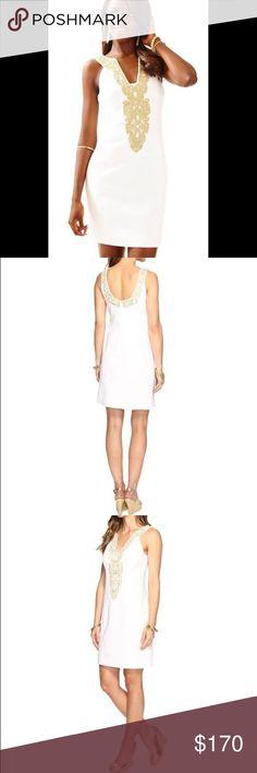 Lilly Pulitzer Suzette Shift Dress - Resort White Lilly Pulitzer Suzette Shift Dress - Resort White Lilly Pulitzer Dresses