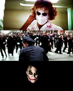 """Heath Ledger is my Life   thorlokid: """"Our Joker - Heath's interpretation..."""