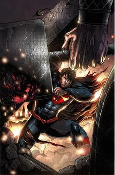 Thor vs Superman
