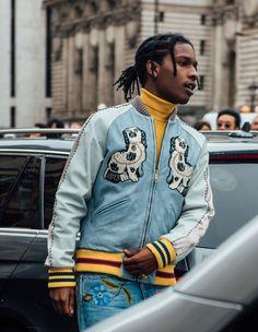 ASAP Rocky x Streetwear