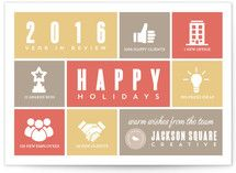 Favorite things wreath business holiday cards by elizabeth victoria box infographics business holiday reheart Gallery