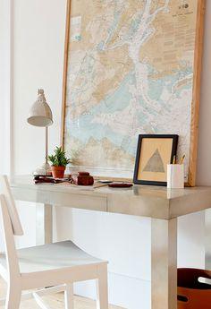 115 best furniture parsons desk images entry hall living room rh pinterest com