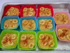 Bolinho de Banana Com Canela – Super fácil        Bolinho de Banana com Canela   Ingredientes   1 e 3/4 de xícara (de chá) de farinha de tri...